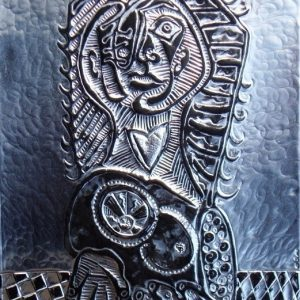 picasso's sister aluminum by Darcy Meeker